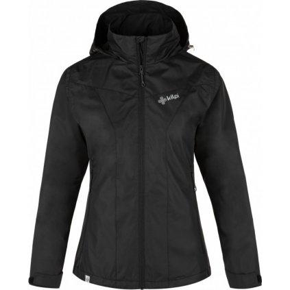 Dámská outdoorová bunda KILPI Ortler-w černá
