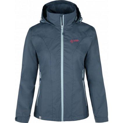 Dámská outdoorová bunda KILPI Ortler-w modrá