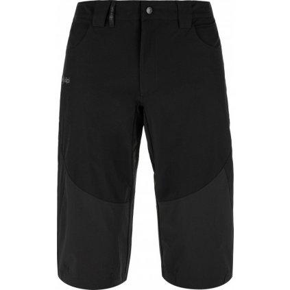 Pánské outdoorové 3/4 kalhoty KILPI Otara-m černá