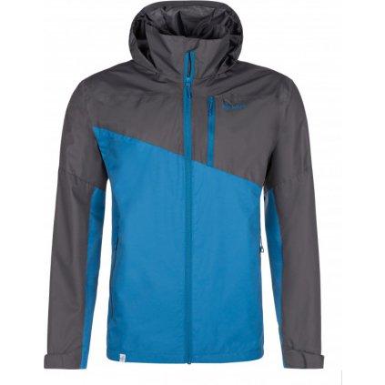 Pánská outdoorová bunda KILPI Orleti-m tmavě modrá