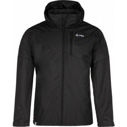 Pánská outdoorová bunda KILPI Orleti-m černá