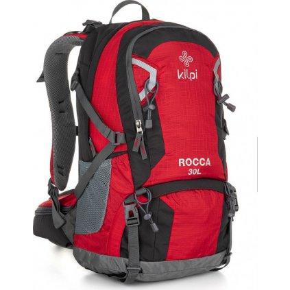 Turistický batoh KILPI Rocca-u červená