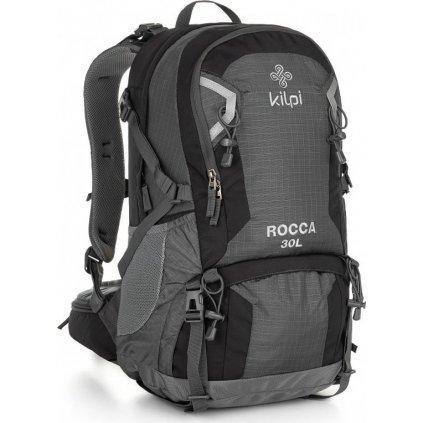 Turistický batoh KILPI Rocca-u tmavě šedá