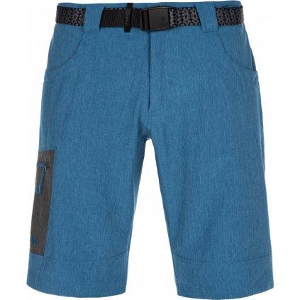 Pánské outdoorové kraťasy KILPI Joseph-m tmavě modrá