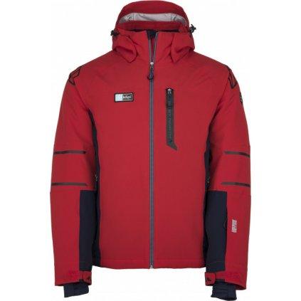 Pánská lyžařská bunda KILPI Carpo-m červená