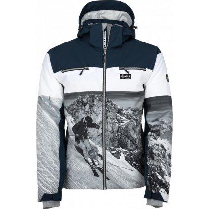Pánská lyžařská bunda KILPI Laurent-m tmavě modrá