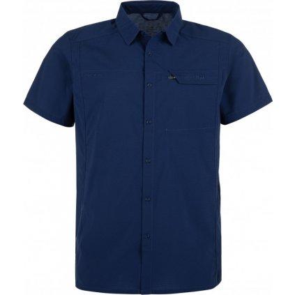Pánská košile KILPI Bombay-m modrá