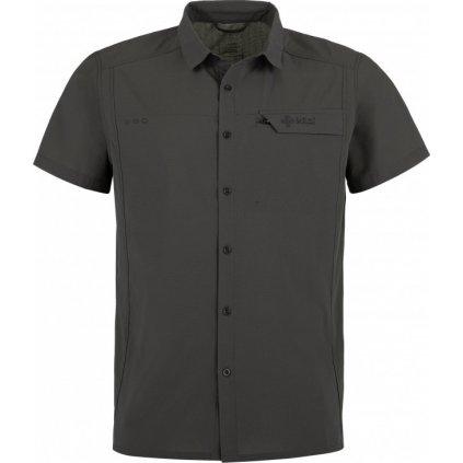 Pánská košile KILPI Bombay-m šedá