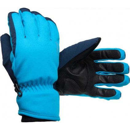 Lyžařské rukavice RELAX Ciba modrá