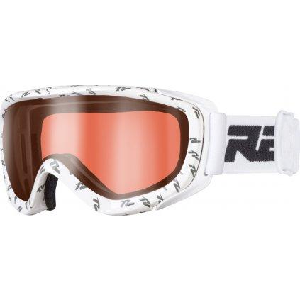 Lyžařské brýle RELAX Felt bílá