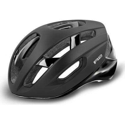 Cyklistická helma R2 Epic černá