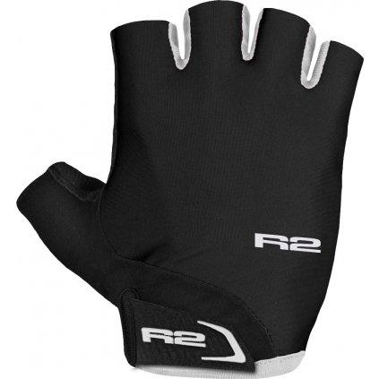 Cyklistické rukavice R2 Riley černá