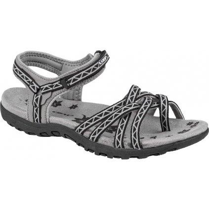 Dámské sandály LOAP Doe šedá