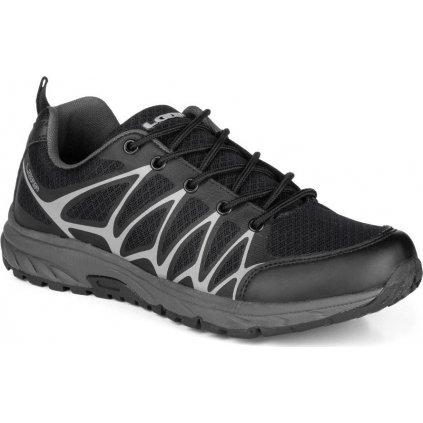 Pánské outdoorové boty LOAP Birken černá