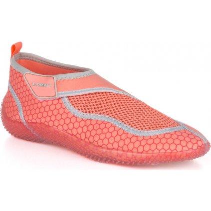 Dámské boty do vody LOAP Cosma oranžová