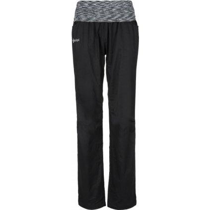 Dámské bavlněné kalhoty KILPI Rotorua-w černá
