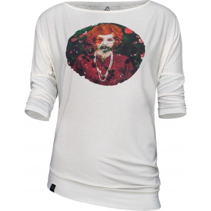 Dámské tričko WOOX Diridas Herbarius