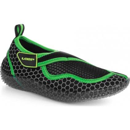 Dětské boty do vody LOAP Cosma Kid černá