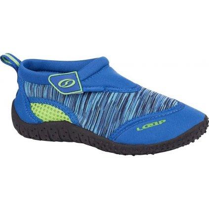 Dětské boty do vody LOAP Smart modrá