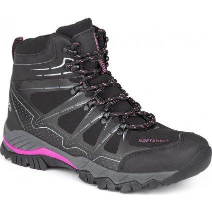 Dámské outdoorové boty LOAP Sorgen W černá