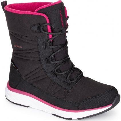 Dámské zimní boty LOAP Esena černá