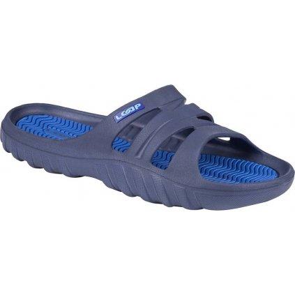 Pánské pantofle LOAP Stass modrá