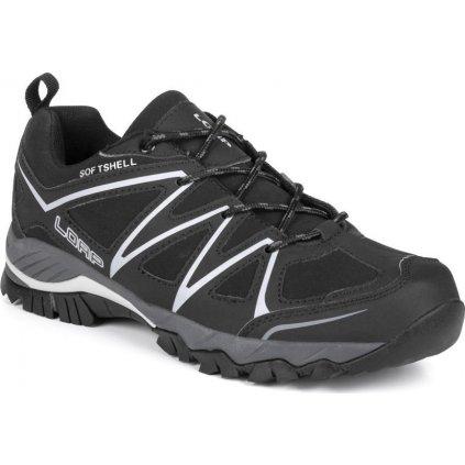 Pánské outdoorové boty LOAP Mosley černá