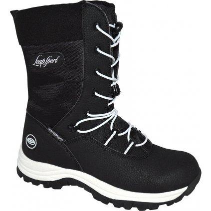 Dámské zimní boty LOAP Sonata černá