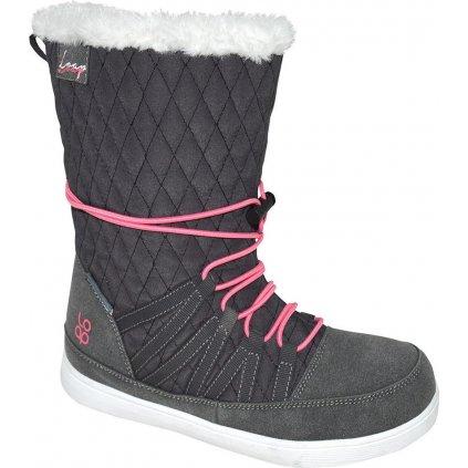 Dámské zimní boty LOAP Tarova šedá