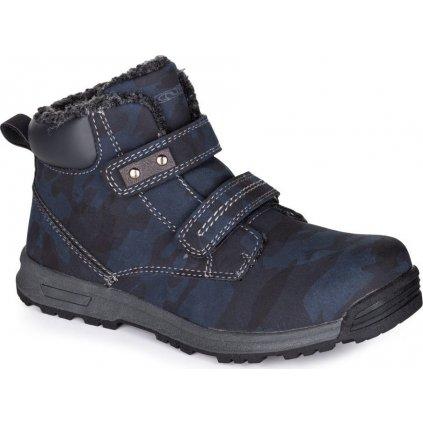 Dětské zimní boty LOAP Vayan modrá