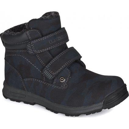 Dětské zimní boty LOAP Spyro modrá