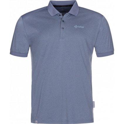 Pánské funkční polo tričko KILPI Collar-m modrá