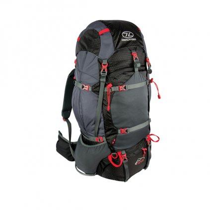 Turistický batoh HIGHLANDER Ben Nevis 65l černý