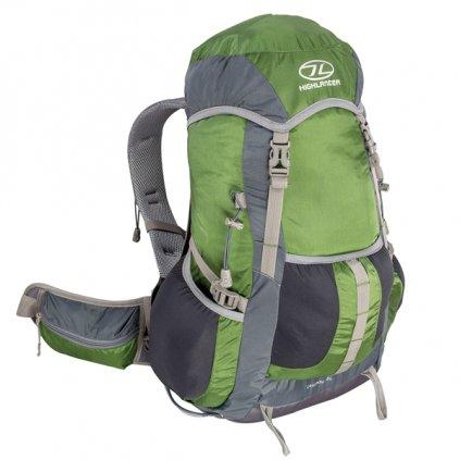 Turistický batoh HIGHLANDER Cascade 28l zelený