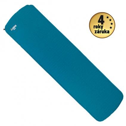 Samonafukovací karimatka YATE Hiker 2,5 modrá/šedá