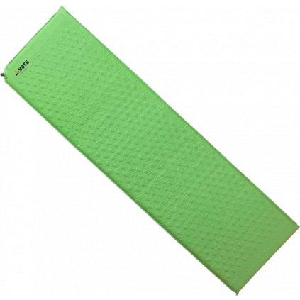 Samonafukovací karimatka YATE Caliman 3,5 zelená