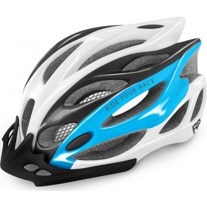 Cyklistická helma R2 Wind modrá
