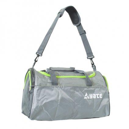 Sportovní taška YATE šedá