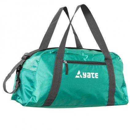 Sportovní taška YATE tyrkys