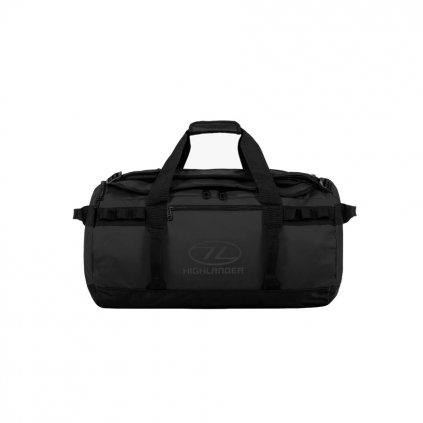 Cestovní taška HIGHLANDER Storm Kitbag 45l (Duffle Bag) černá