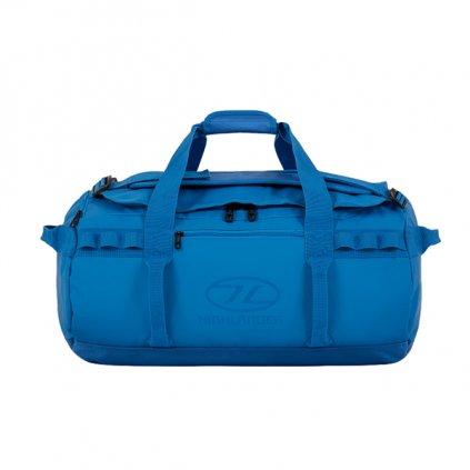 Cestovní taška HIGHLANDER Storm Kitbag 45l (Duffle Bag) modrá