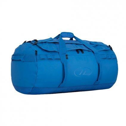 Cestovní taška HIGHLANDER Storm Kitbag 90 l (Duffle Bag) červená