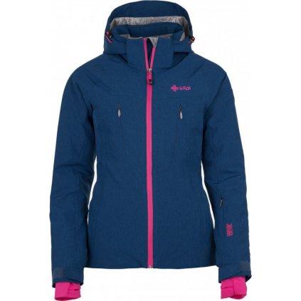 Dámská lyžařská bunda KILPI Addison-w tmavě modrá