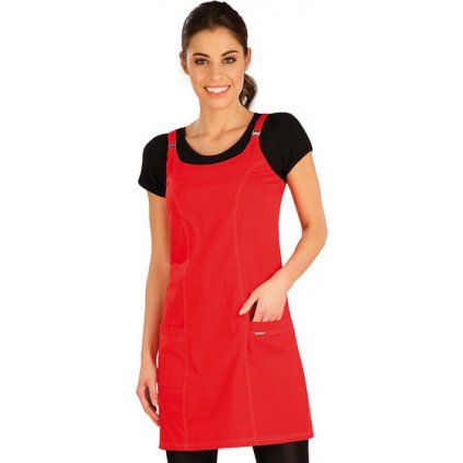 Dámské sportovní šaty LITEX červená