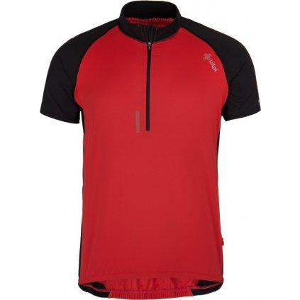 Pánský cyklistický dres KILPI Chaser-m červená
