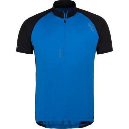 Pánský cyklistický dres KILPI Chaser-m modrá