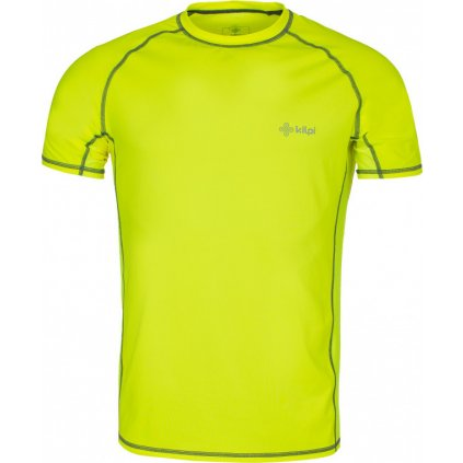 Pánské funkční tričko KILPI Border-m světle zelená