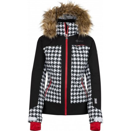 Dámská lyžařská bunda KILPI Darja-w černá
