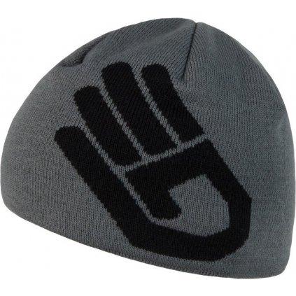 SENSOR ČEPICE HAND šedá