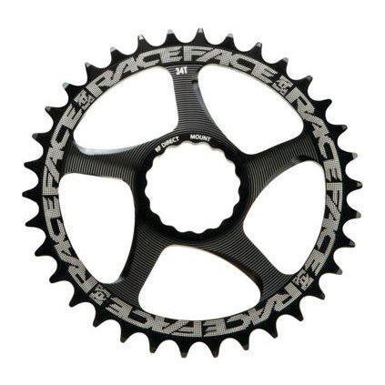 RACE FACE převodník SINGLE Direct Mount, N/W 42T 10-12SPD černá (bikeporn.cz)